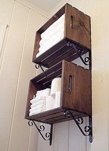 etagere caisse