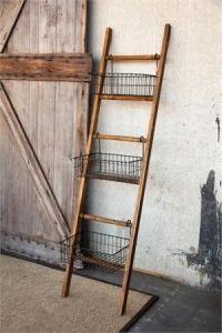 etagere echelle