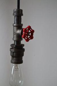 lampe tuyau