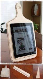 porte tablette