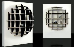 Etagere sphere